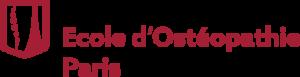 Ostéopathe à Colombes : Déborah Bourdoncle | Logo de l'École d'Ostéopathie de Paris